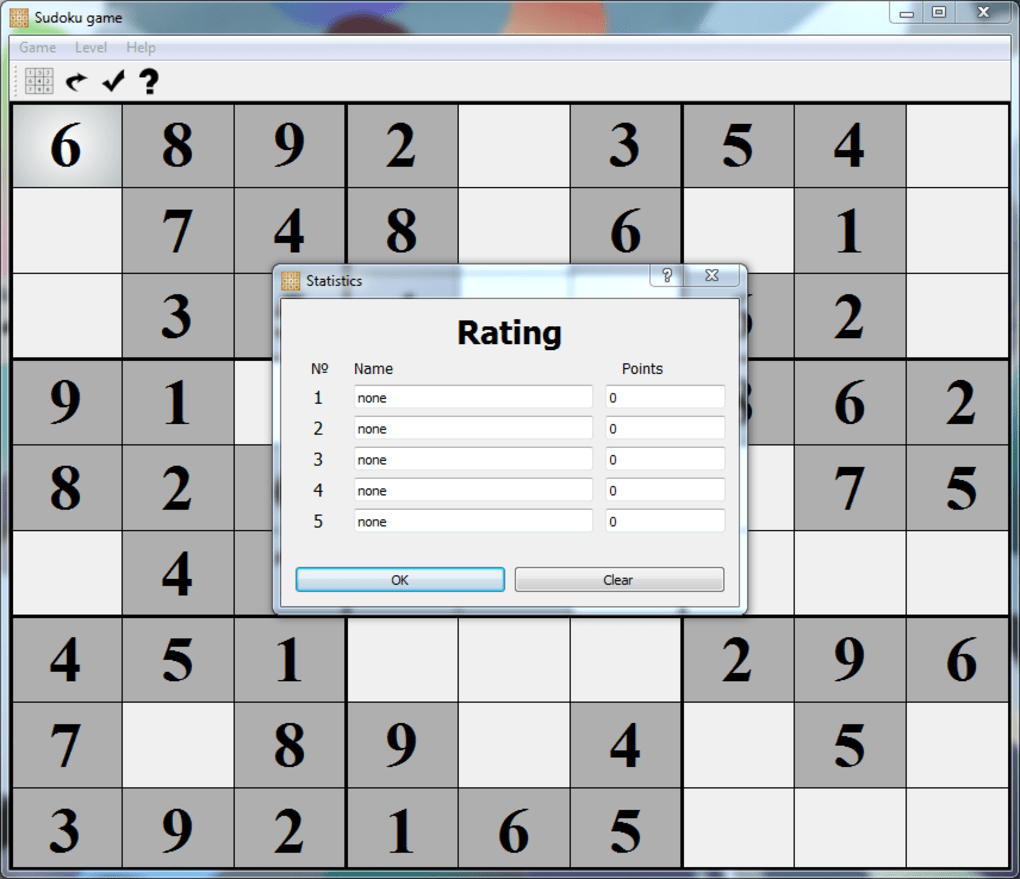 Classic Sudoku - Download