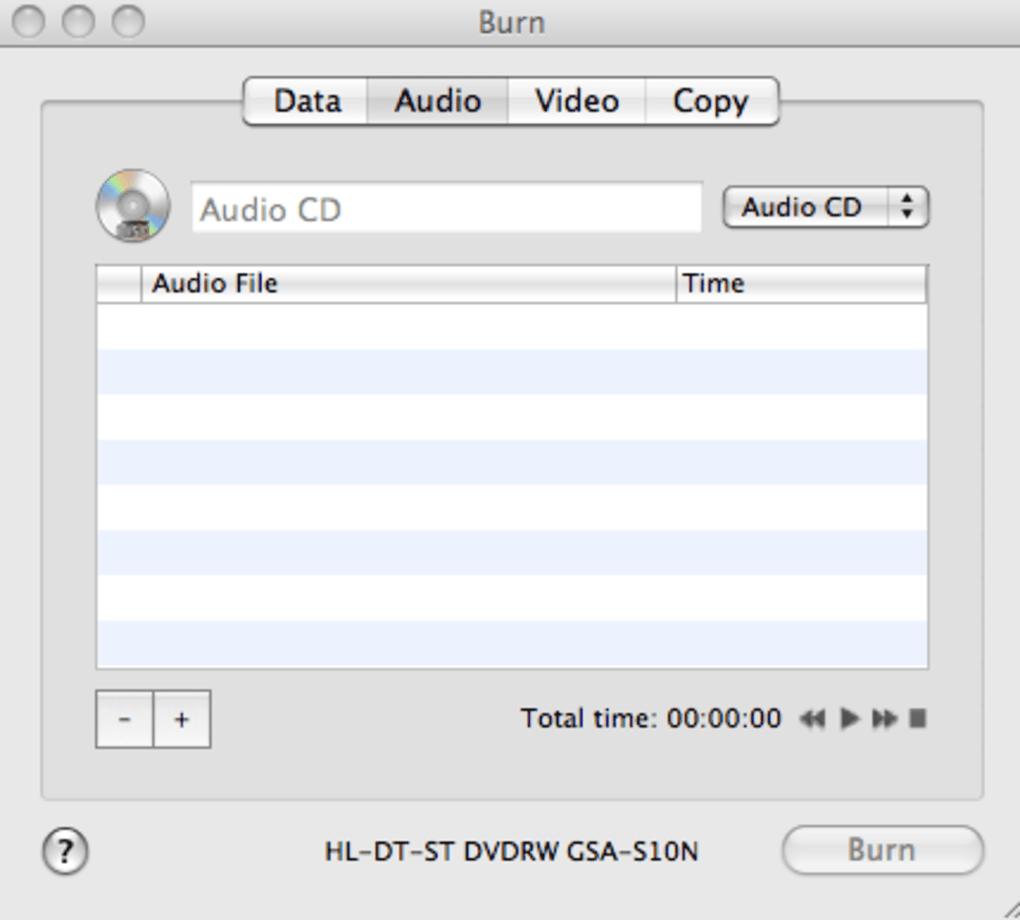 image burn for mac download