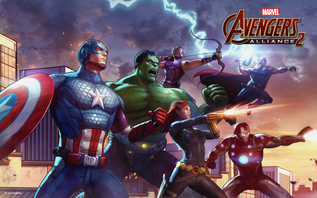Marvel: Avengers Alliance 2 - Download