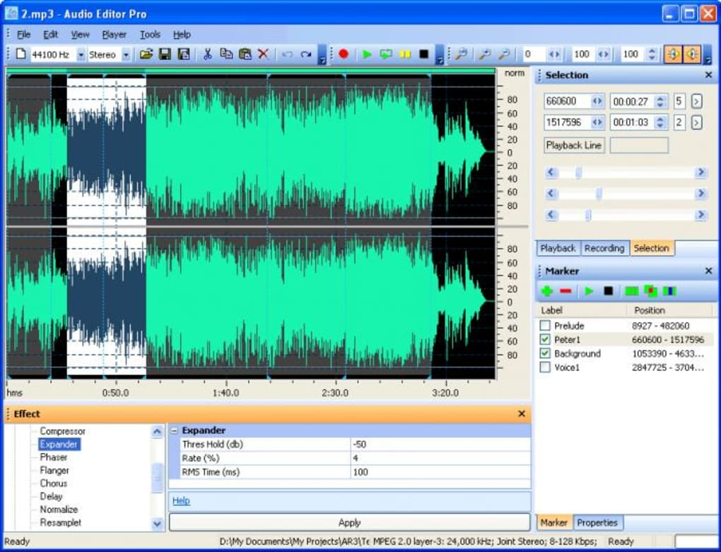 Audio Editor Pro - Download