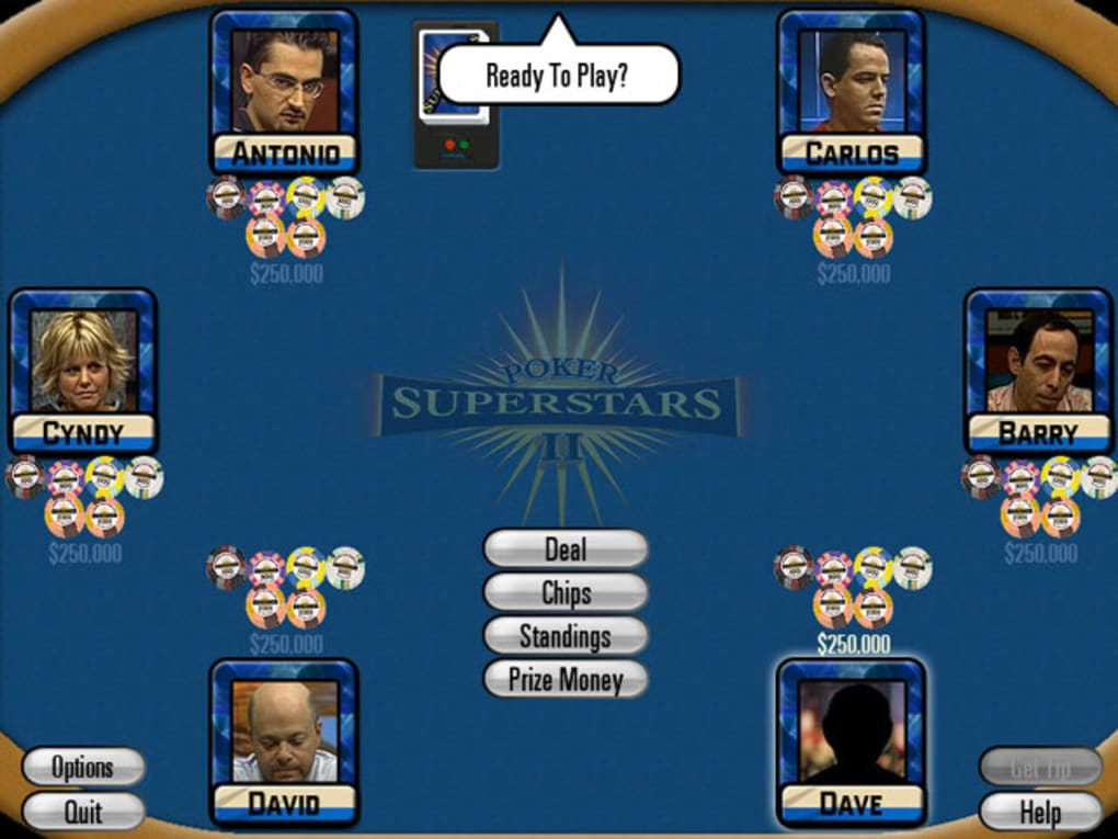 Poker superstars download.