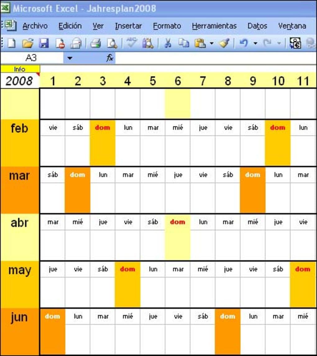 SmartTools Jahresplan - Download