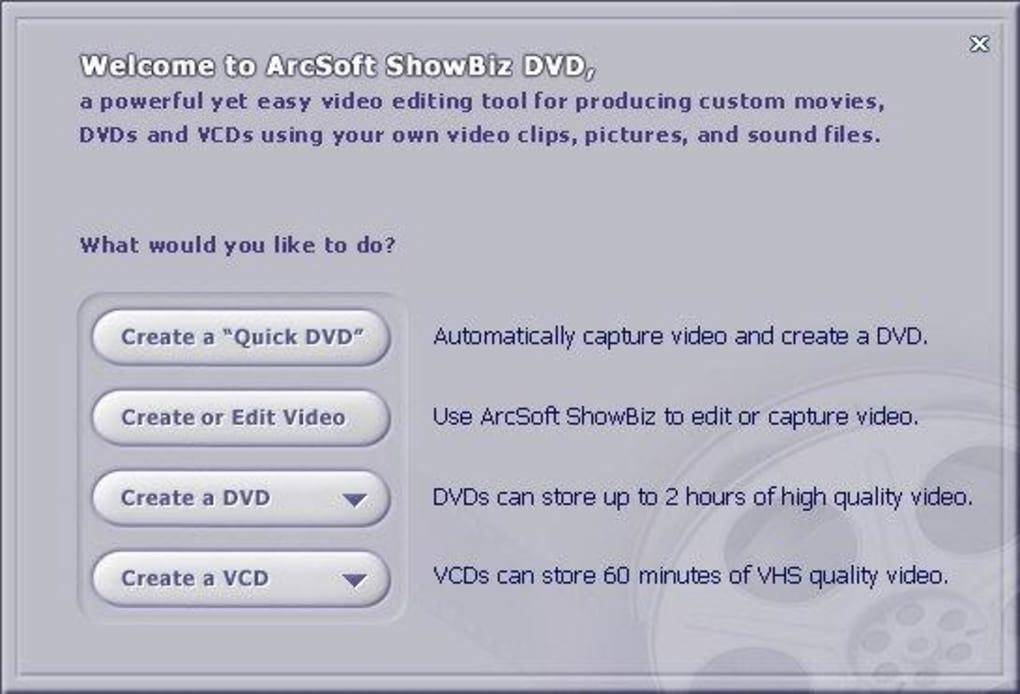logiciel showbiz gratuit