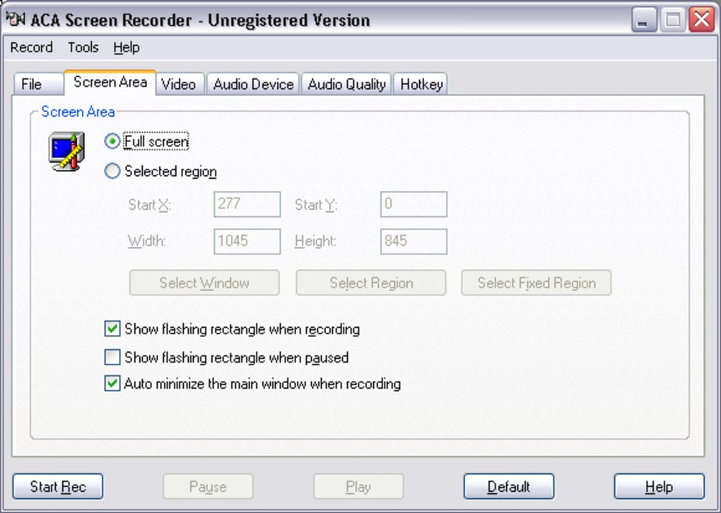 Top 3 best free screen recording software for windows 7,windows 8.