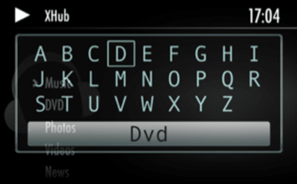 XHub Media Center para Mac - Descargar