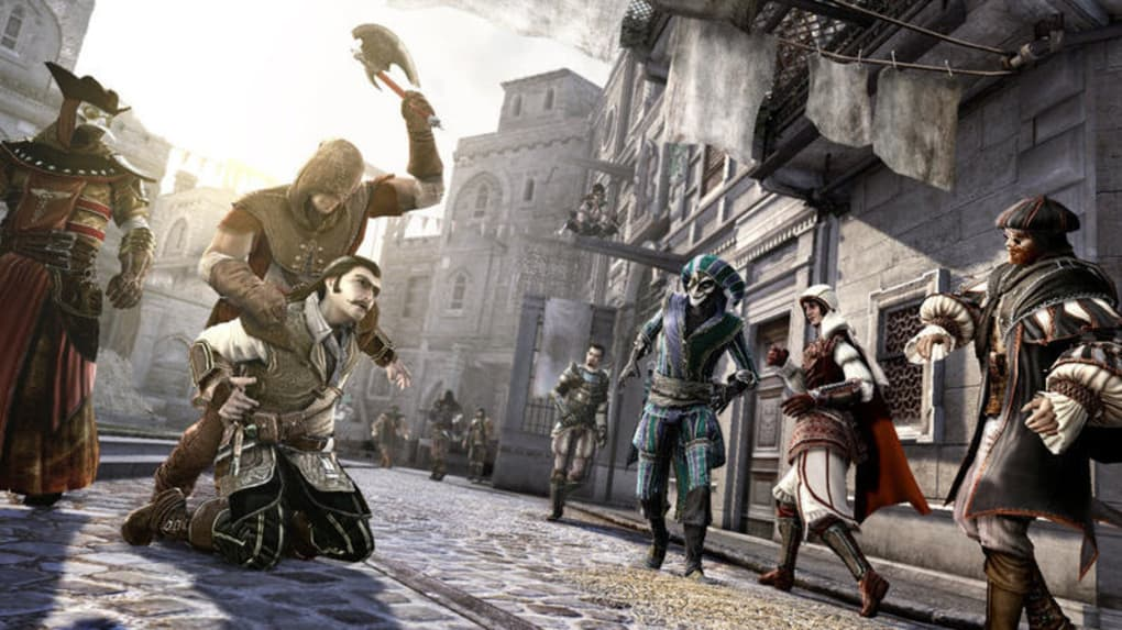Assassin S Creed Brotherhood Download