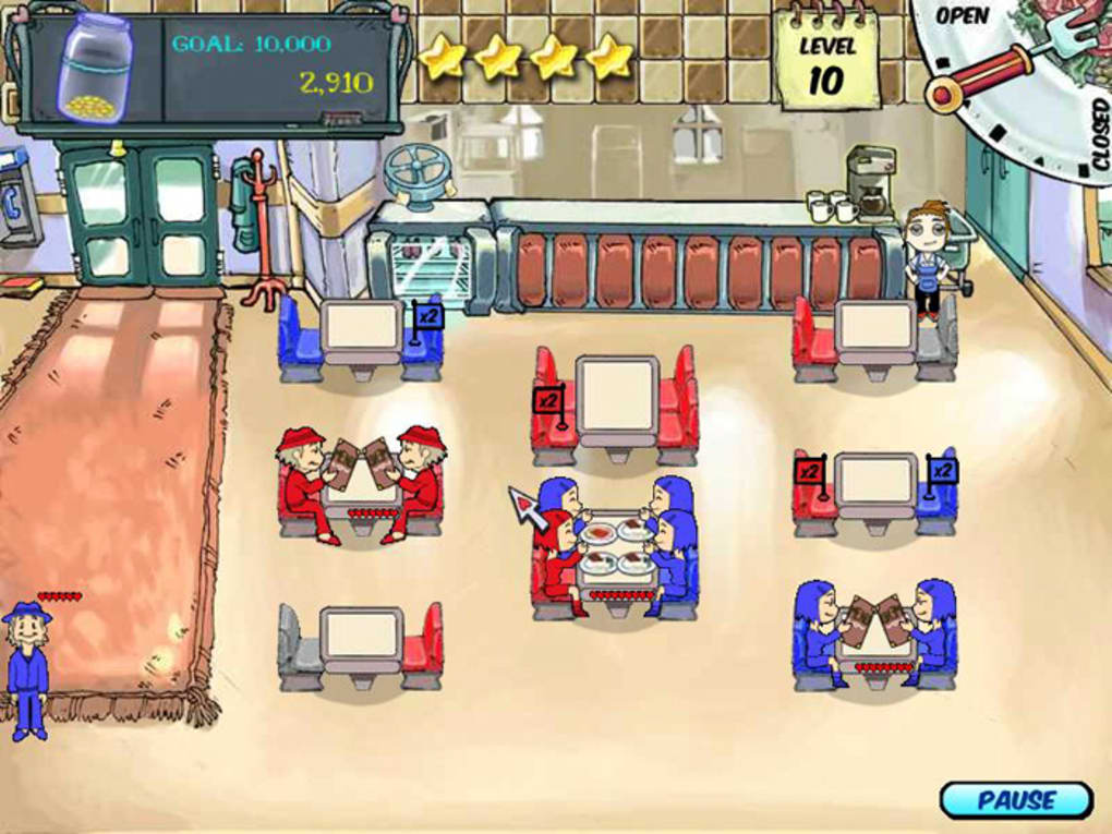 diner dash vollversion
