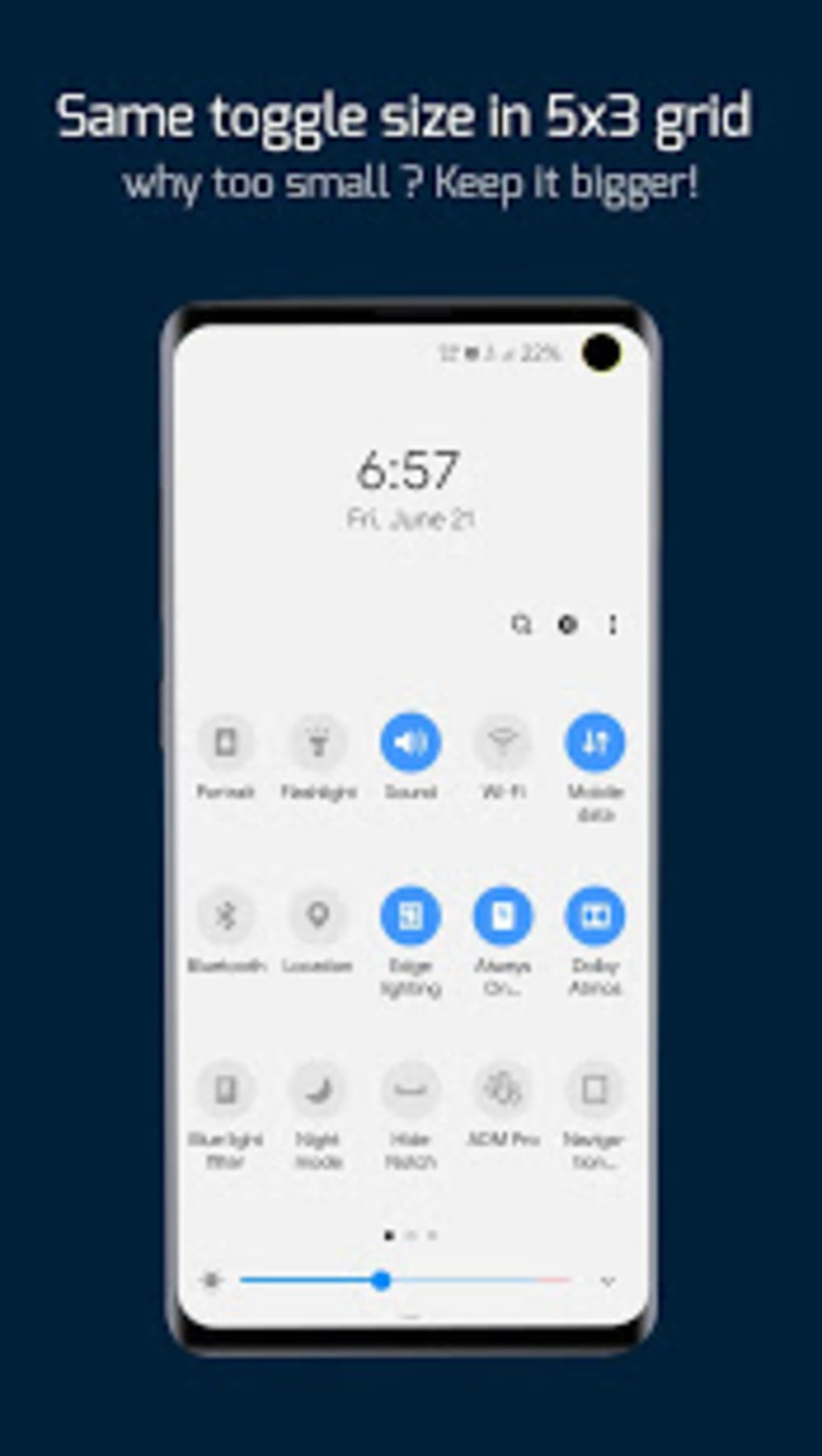 One UI Makeup - Substratum Theme for Samsung for Android