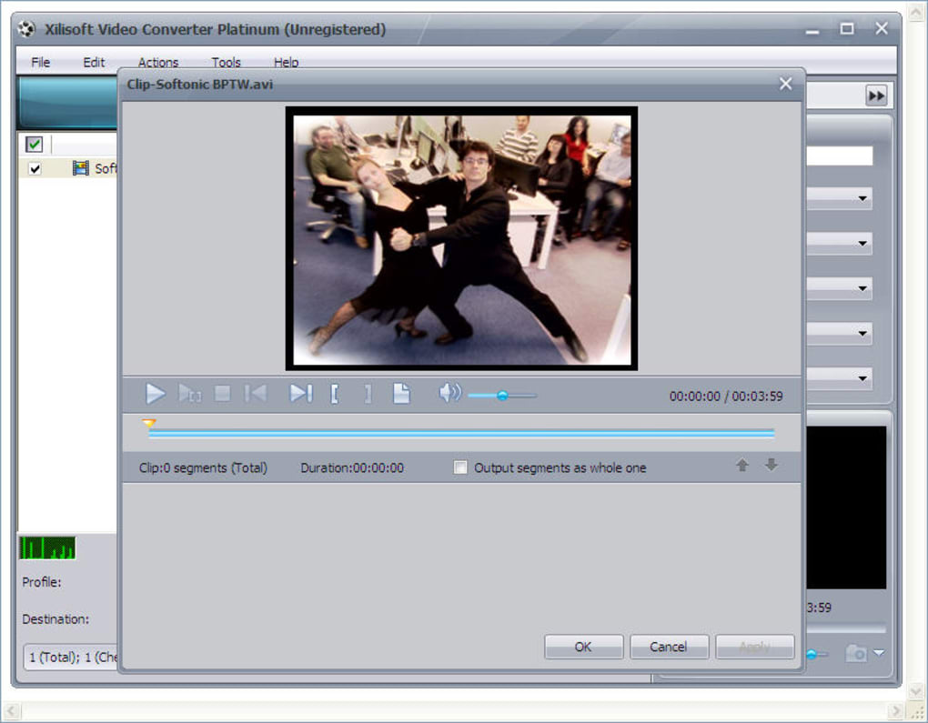 xilisoft video converter software free download