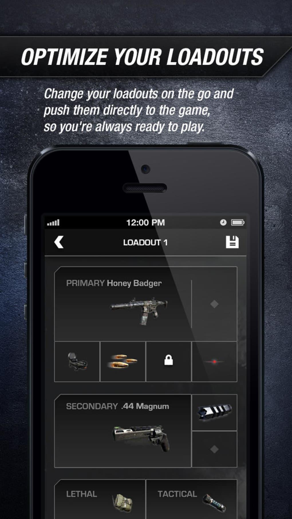 call of duty ghosts app apk