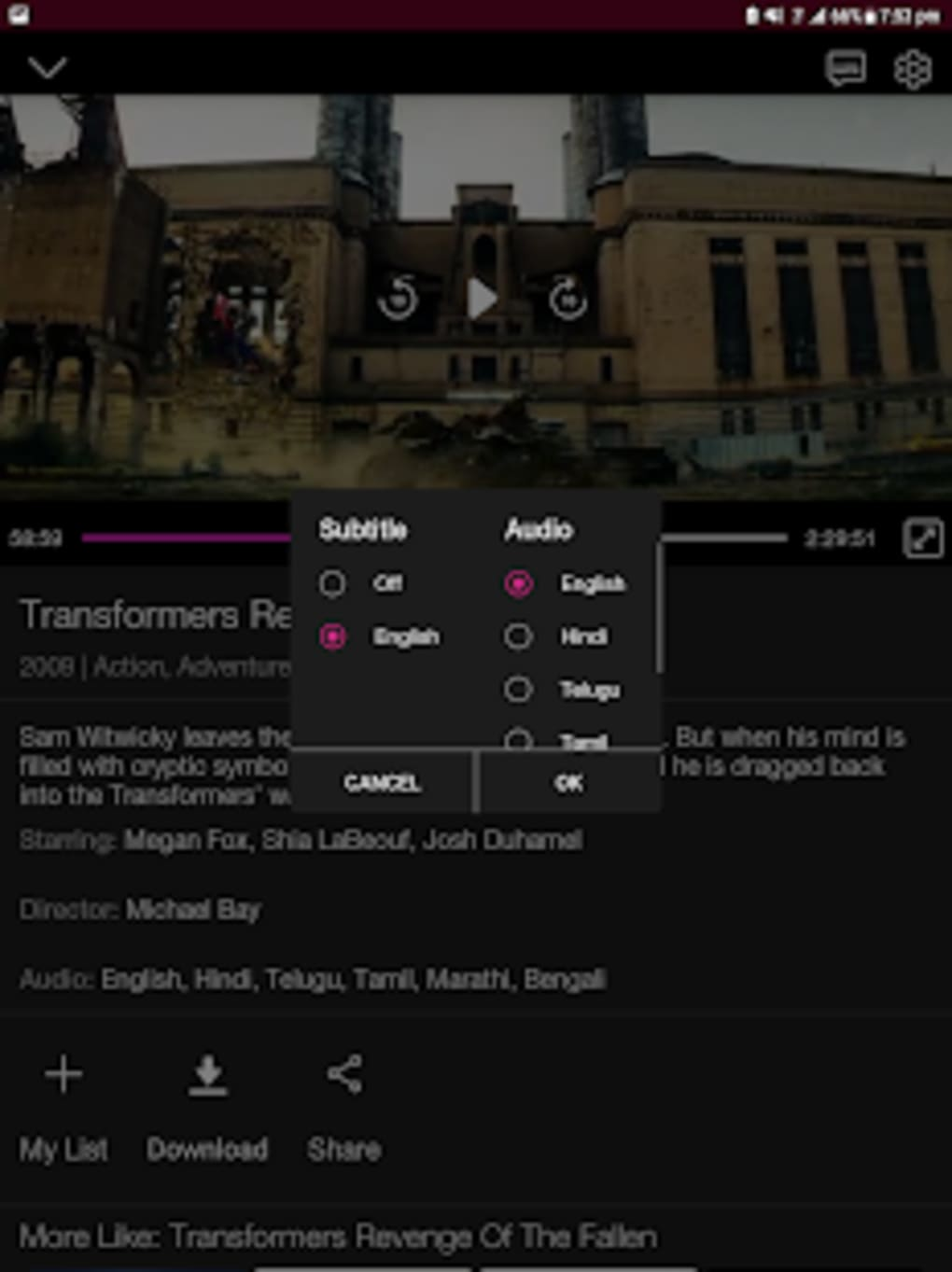 JioCinema: Movies TV Originals for Android - Download
