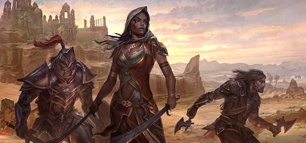 The Elder Scrolls Online - Download
