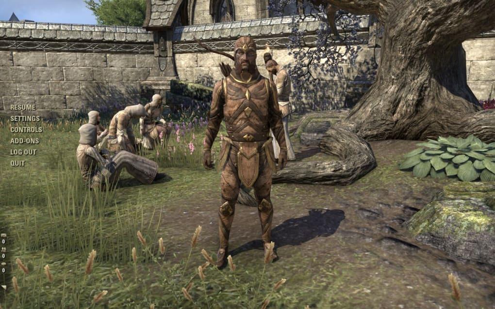 Elder Scrolls Online: Tamriel Unlimited - Download