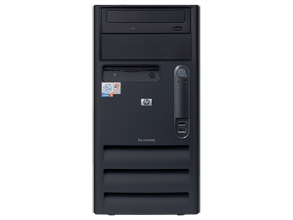pilote audio hp compaq dx2000 mt