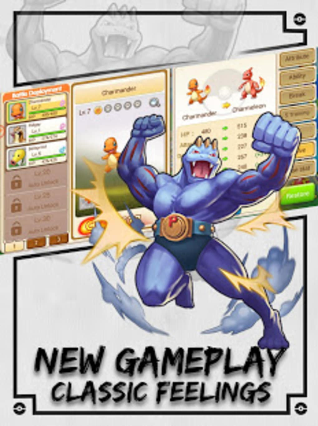 Pokeland War for Android - Download