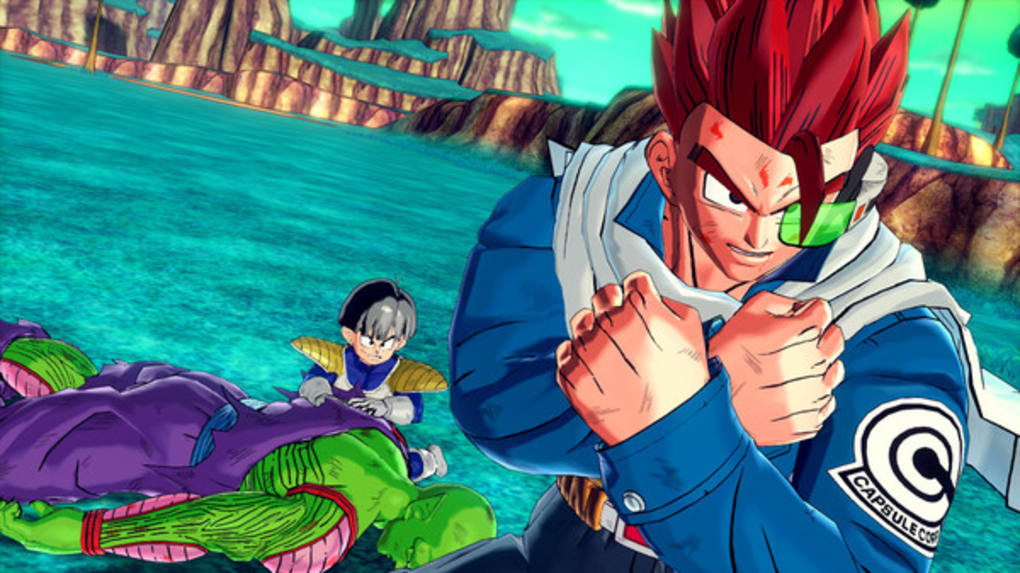 Dragon Ball Xenoverse - Download