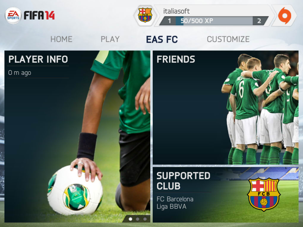 fifa 14 download for iphone