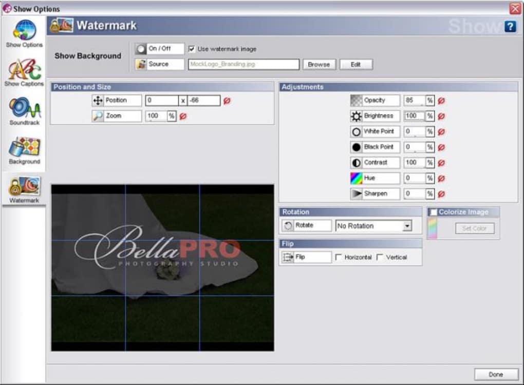 logiciel photodex