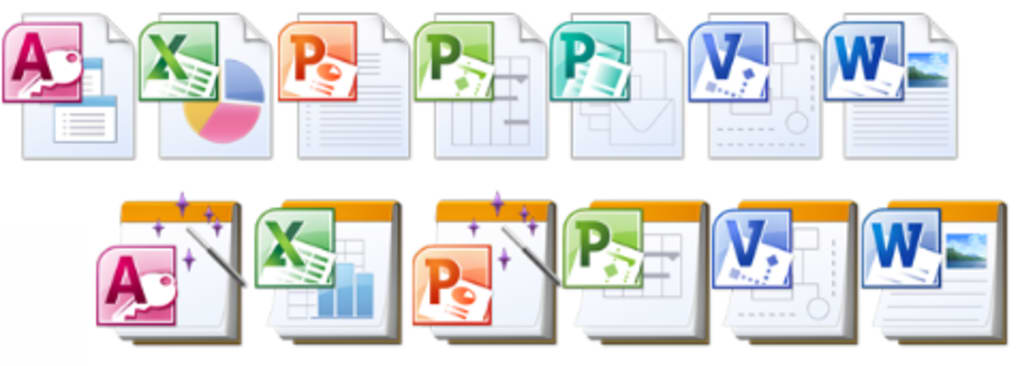 Microsoft Office 2010 Iconpack Download