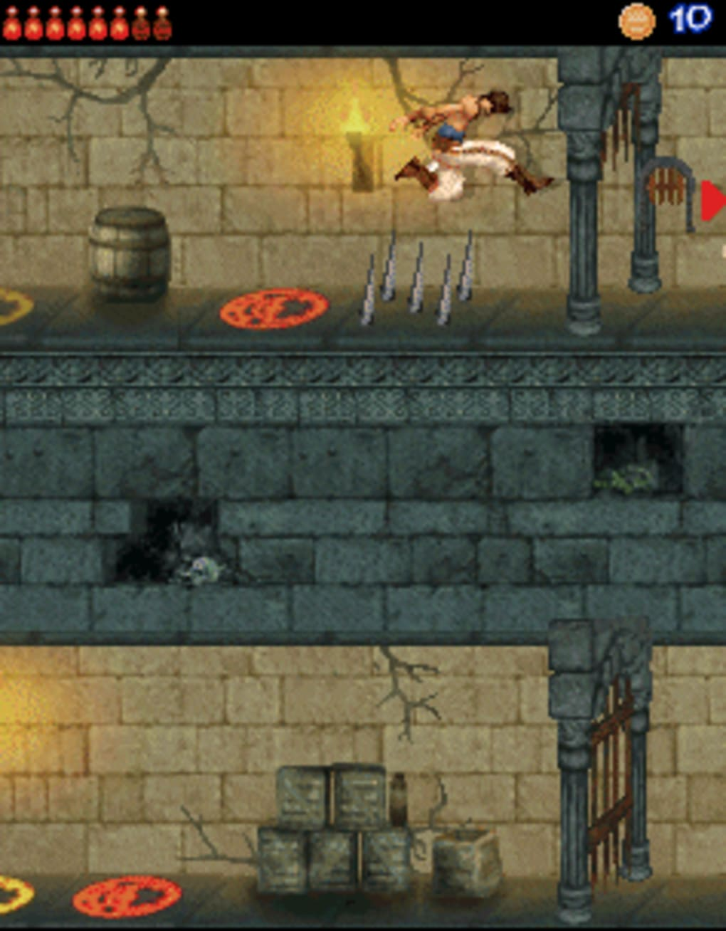 prince of persia java game