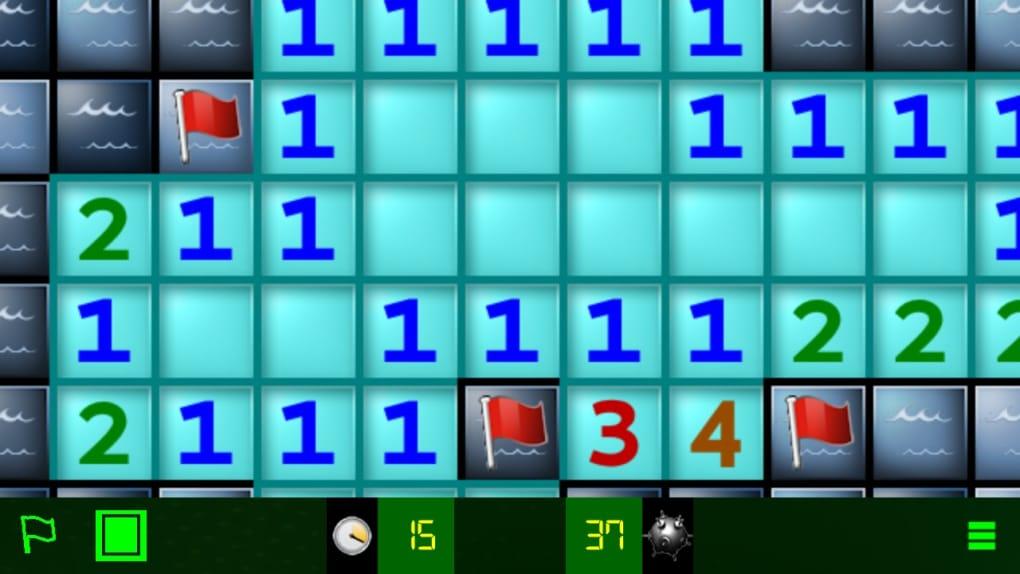 Minesweeper BF