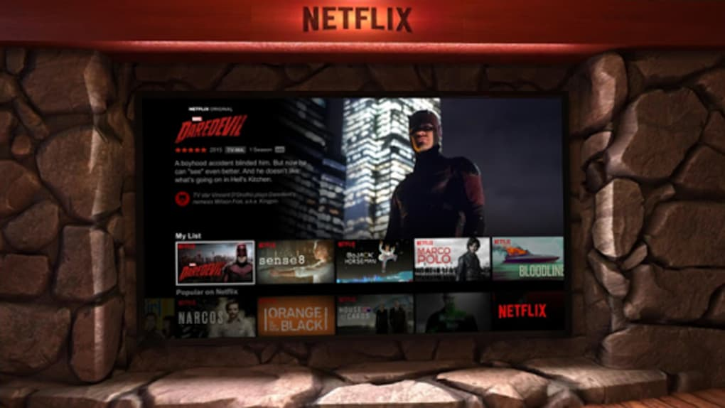 Netflix VR for Android - Download