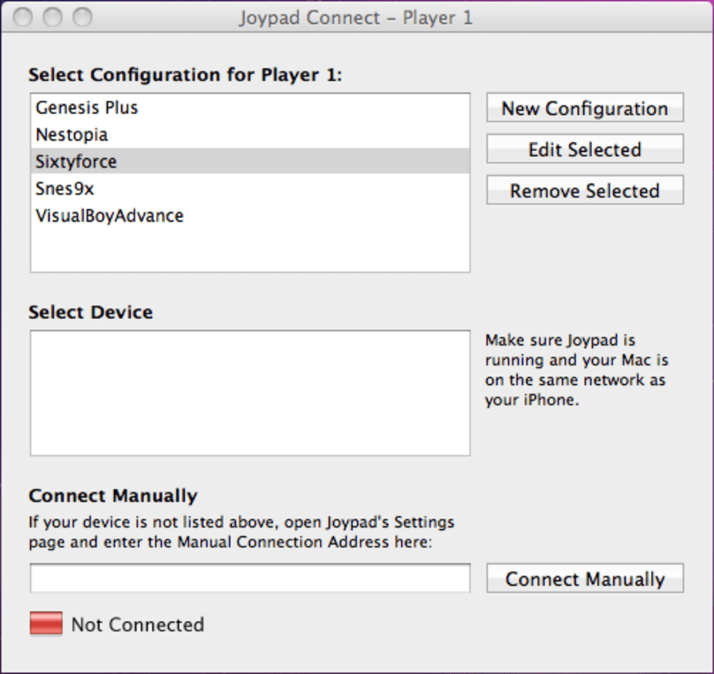 Joypad for Mac - Download