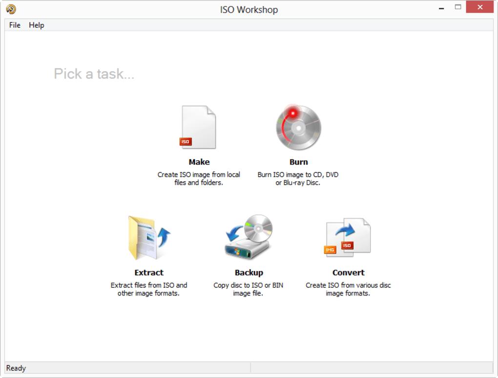 ISO Workshop - Download