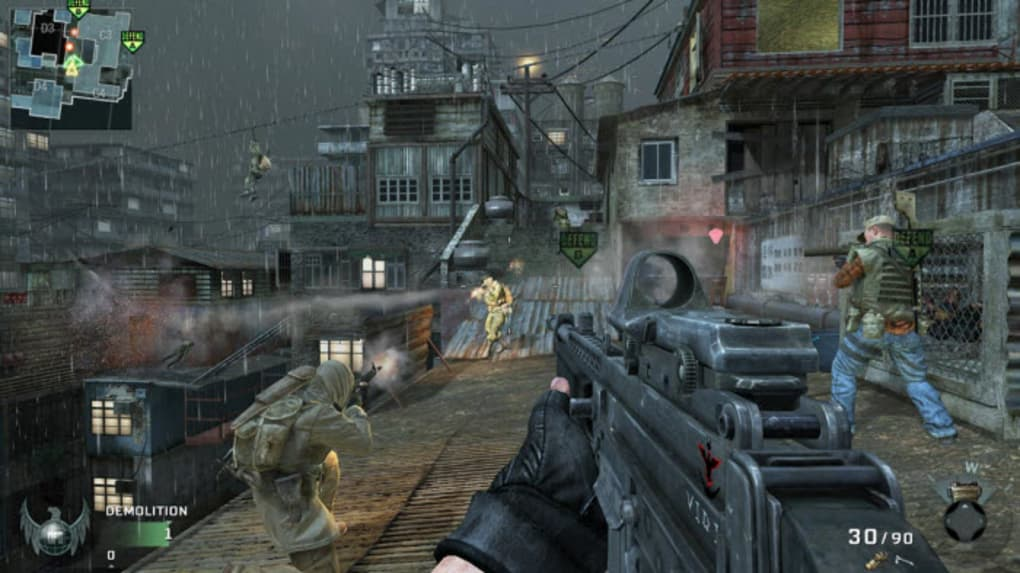 Call of Duty: Black Ops First Strike - Download Call Of Duty Ascension Map Pack on