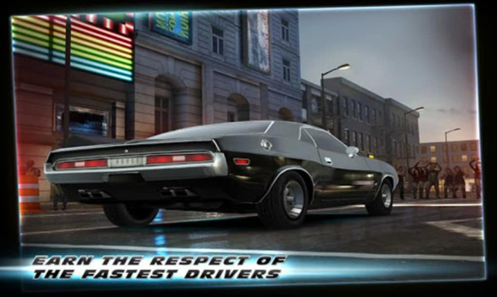 Fast and furious legacy app télécharger