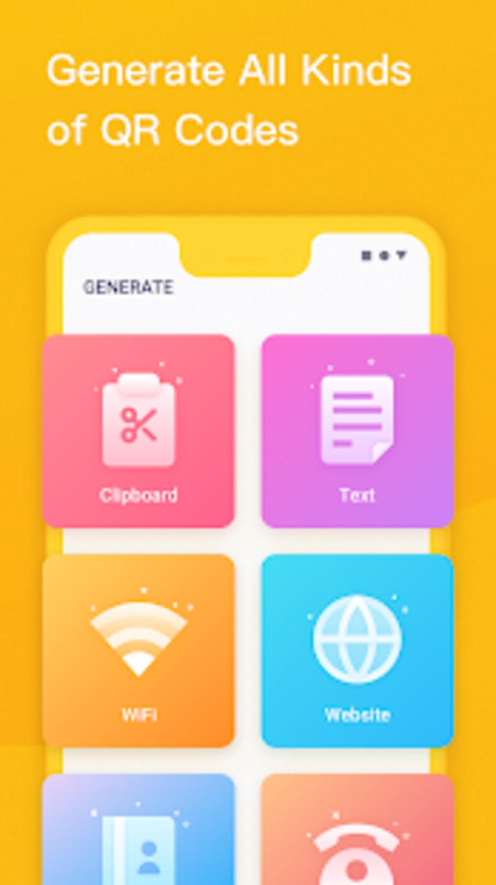 QR Code Reader: QR Barcode Scanner QR Generator for Android