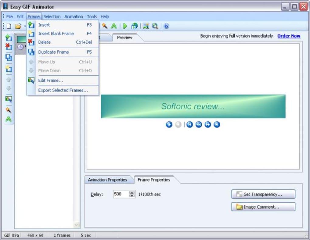 Easy GIF Animator - Download