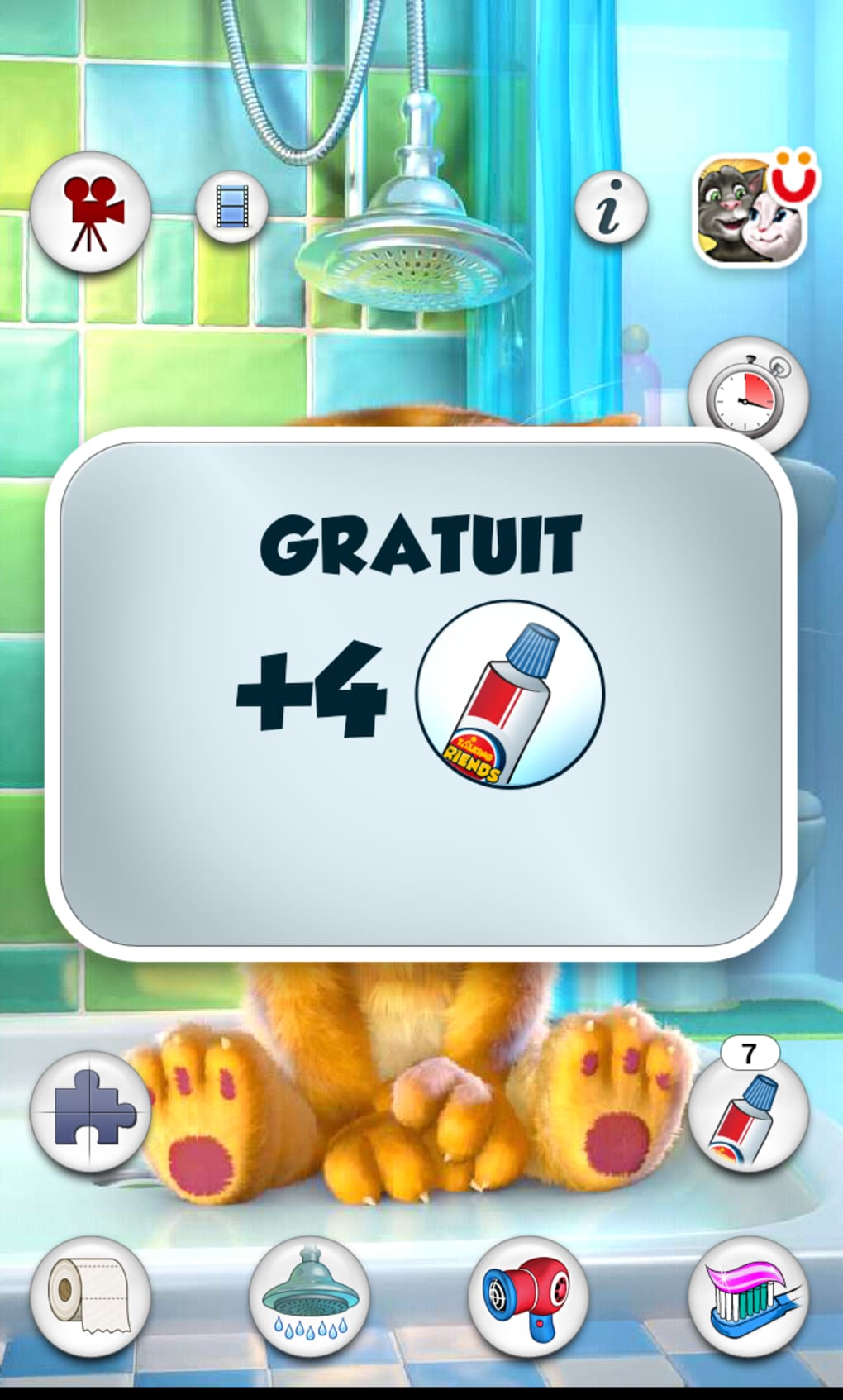Ginger rencontres apps