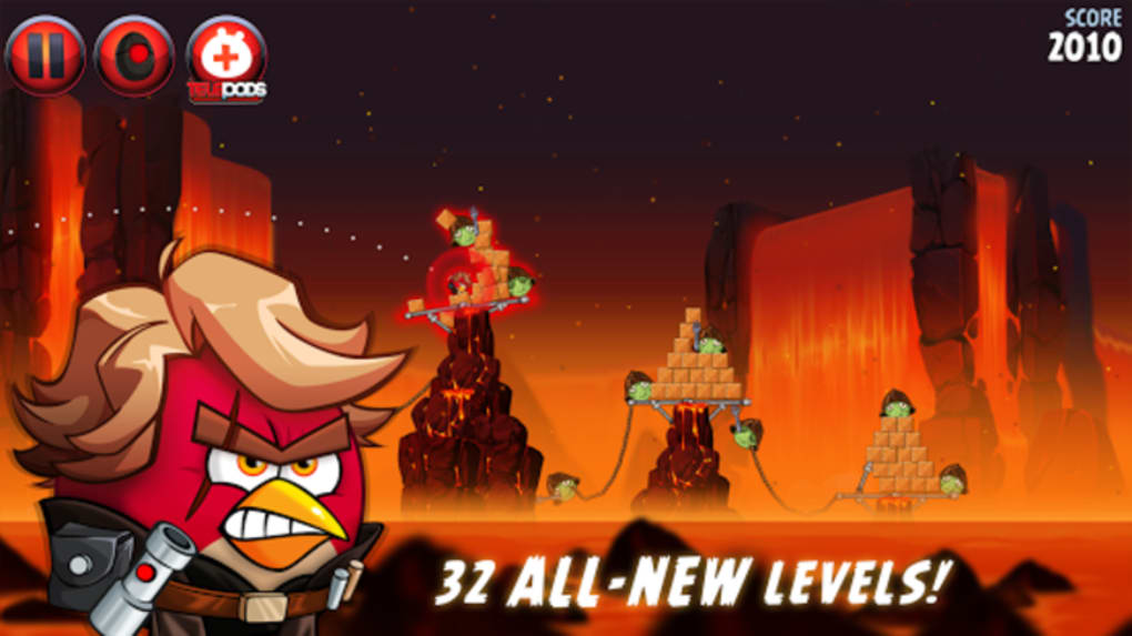 angry birds star wars 2 game free download for android