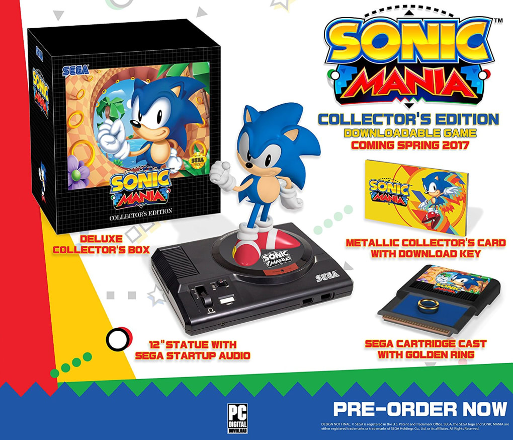 Sonic Mania - Download