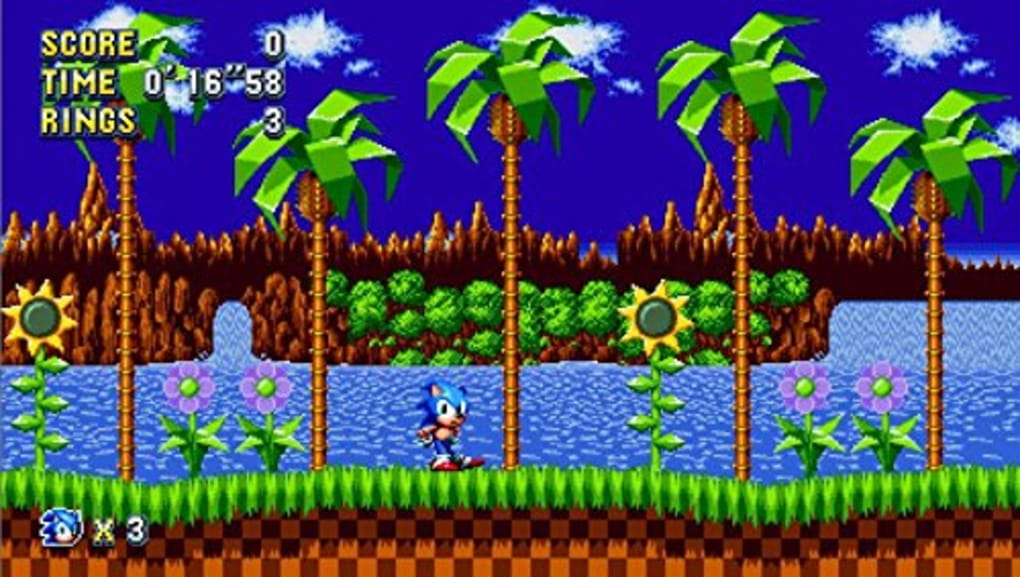 sonic cd apk play mob