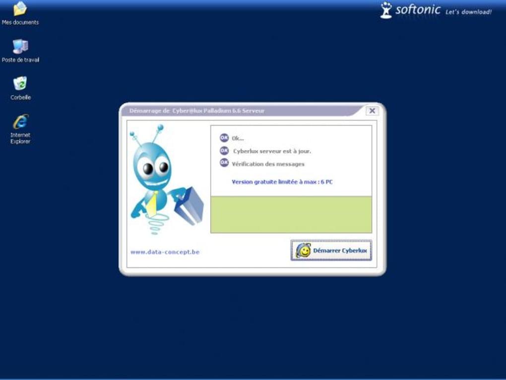 cyberlux 6.6 gratuit