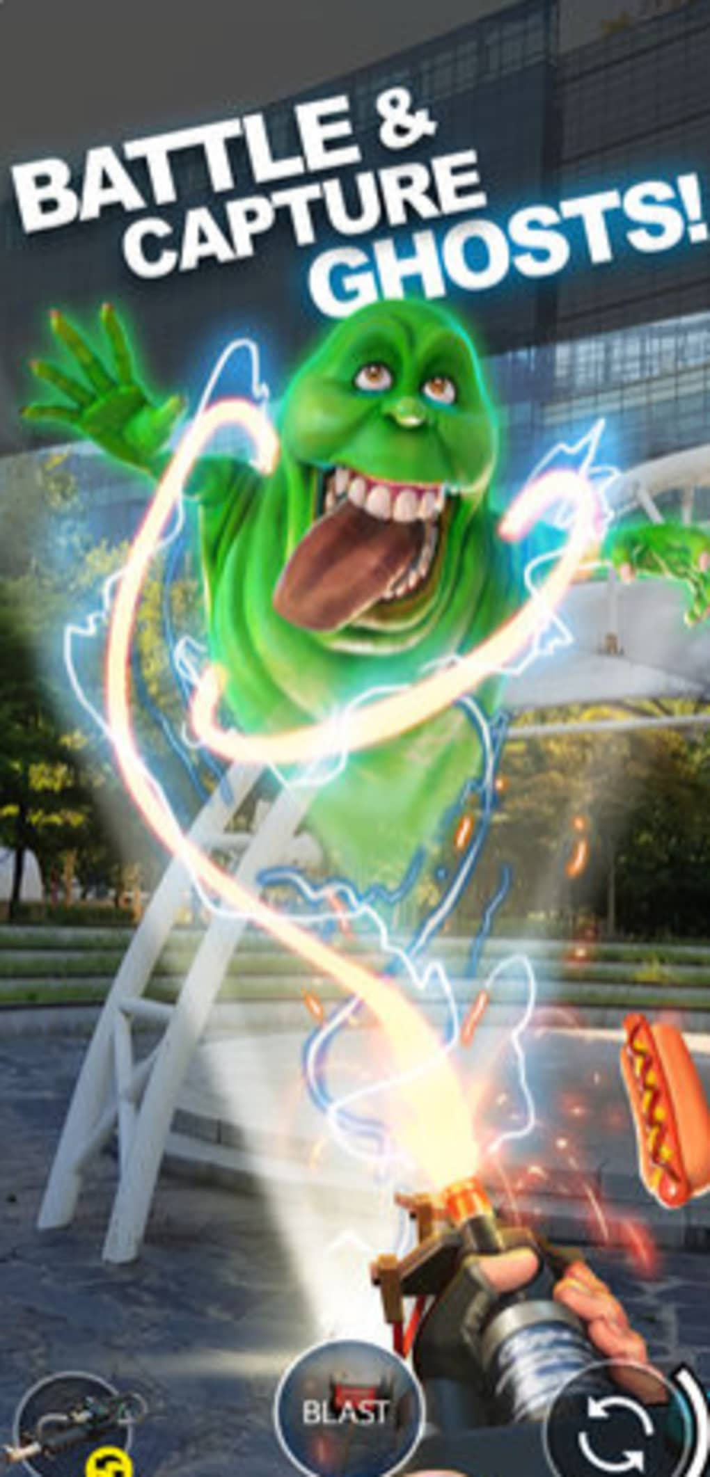 Ghostbusters world per iphone download