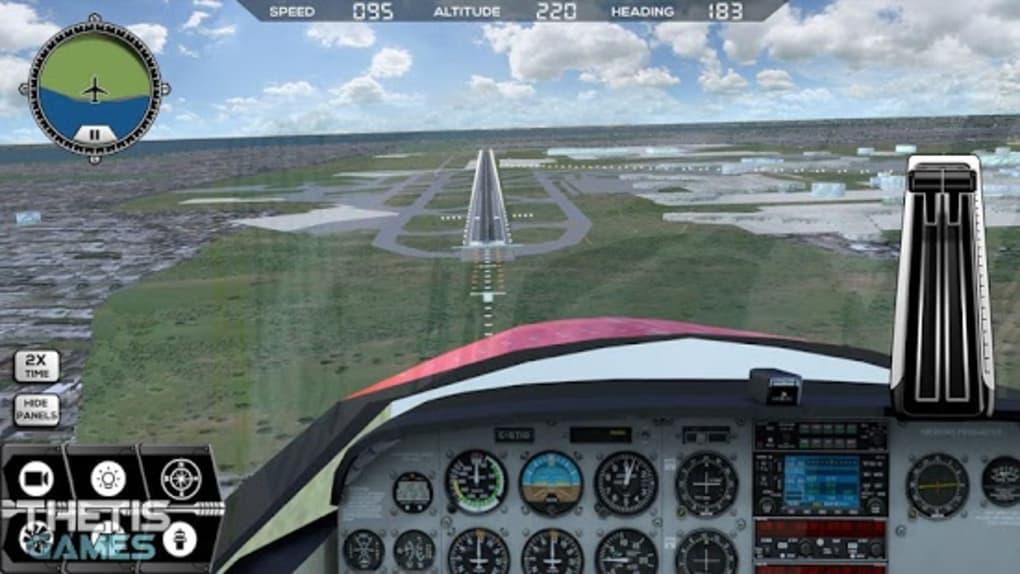 flight simulator 2018 apk free download