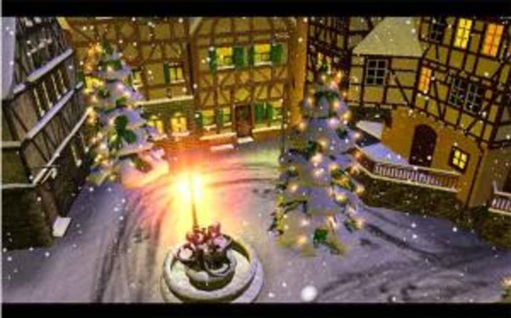 Bildschirmschoner Weihnachtszauber 3D - Download