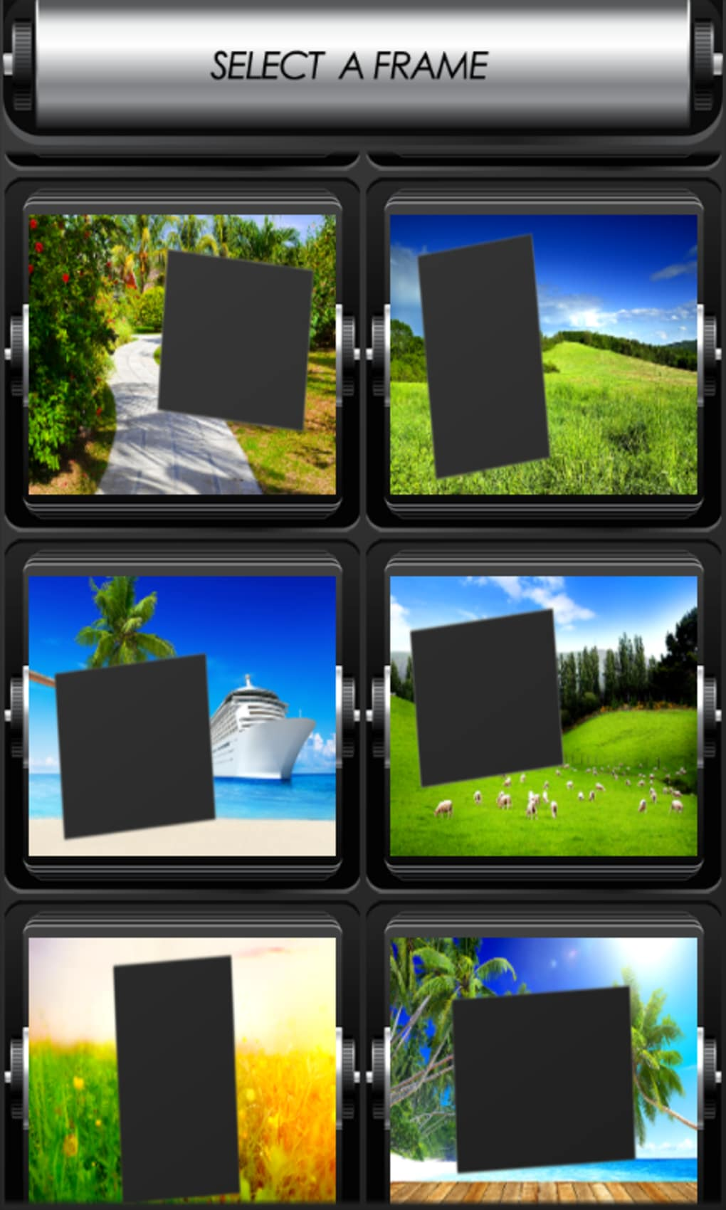 Nature Photo Frames for Android - Download