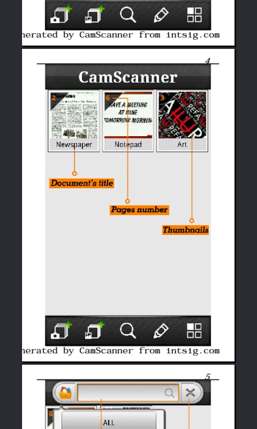 CamScanner for Android - Download