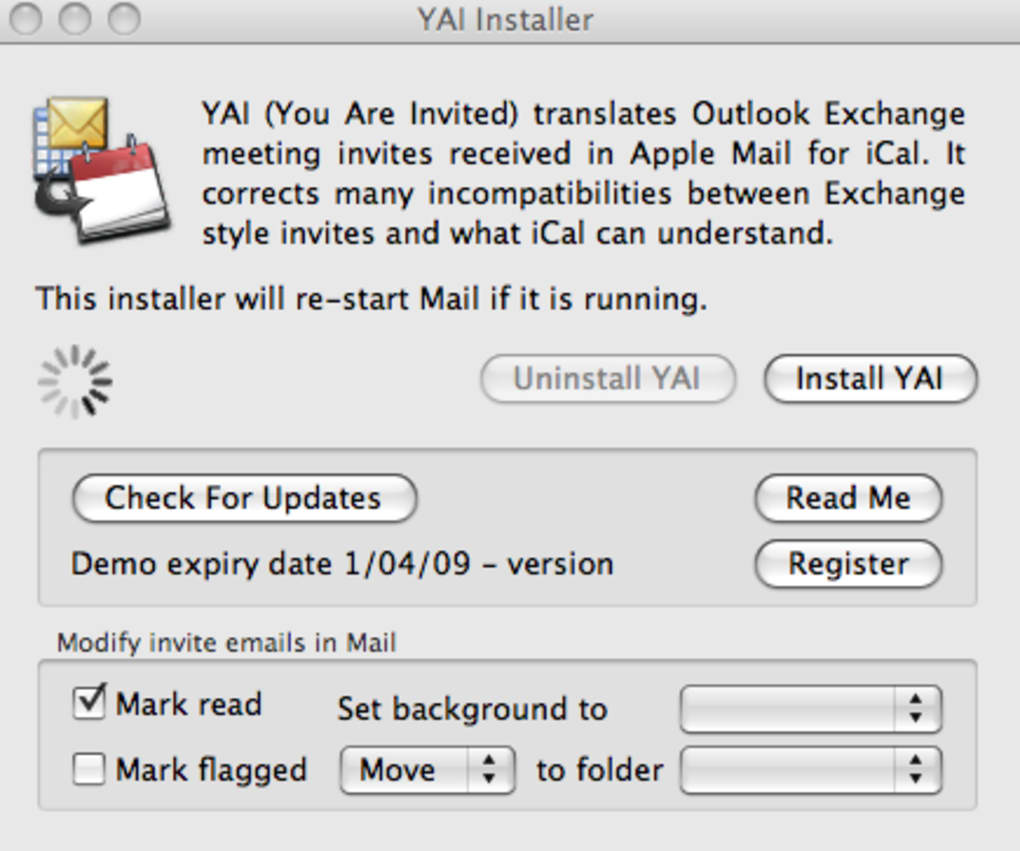 YAI (You Are Invited) for Mac - Download