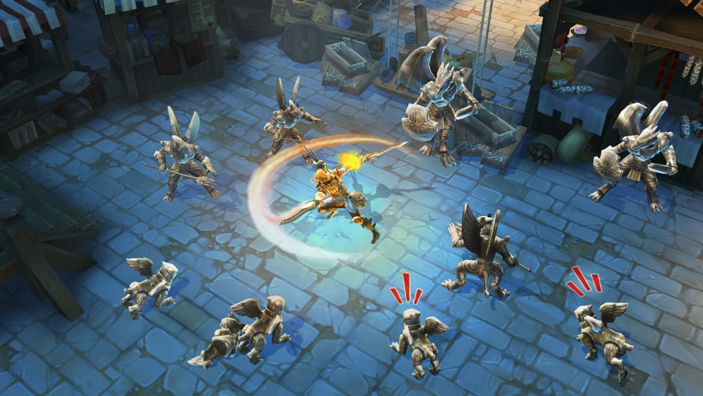 Dungeon Hunter 5 for iPhone - Download