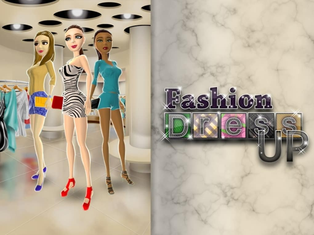 Fashion Dress Up 3d Game For Girls Download