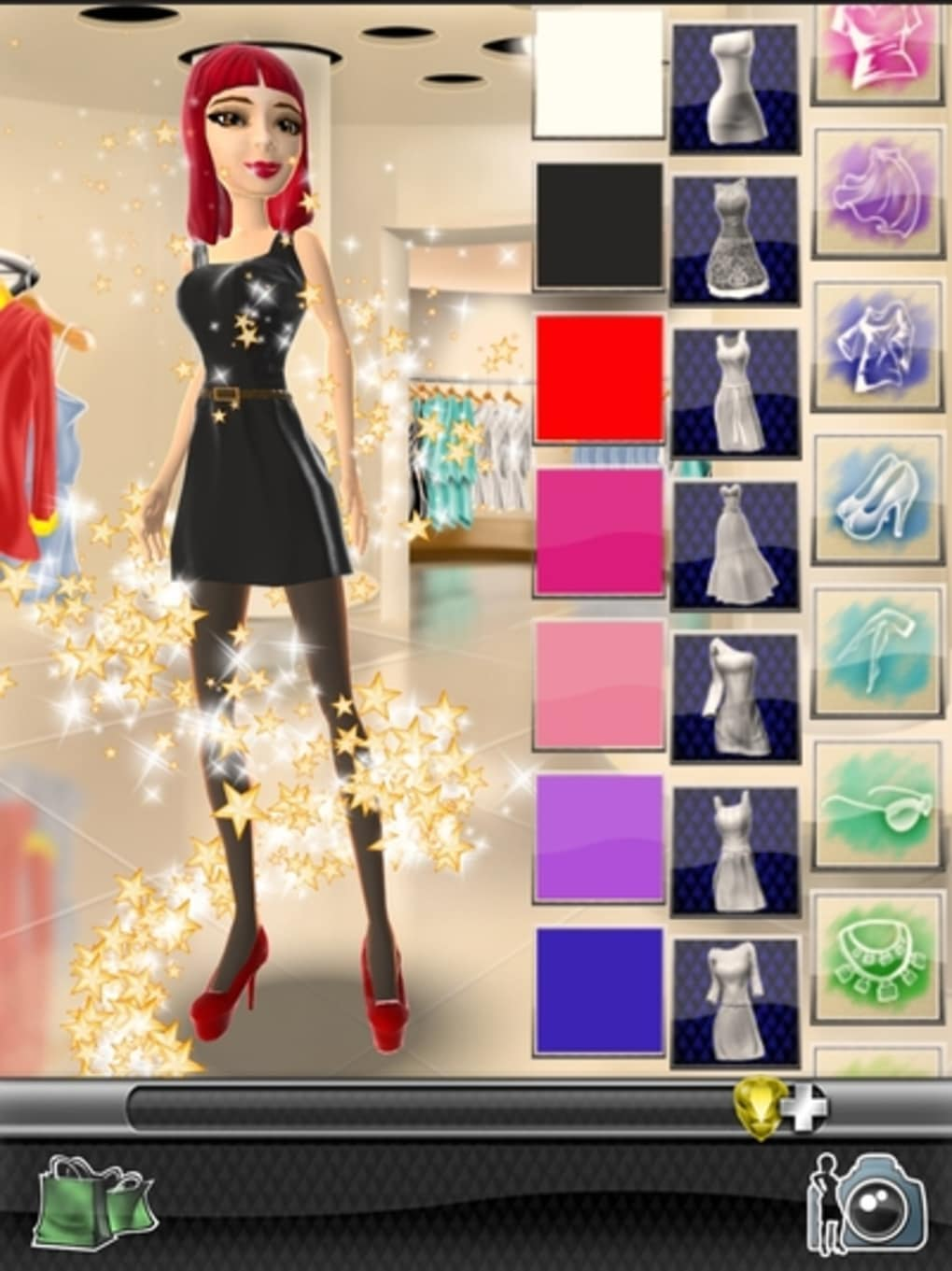 3D Game For Girls