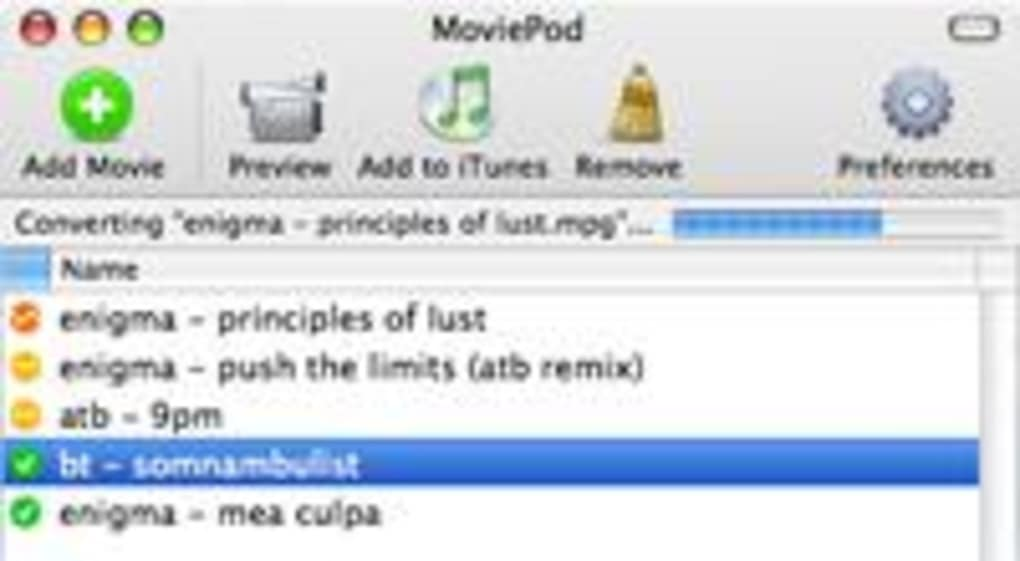 MoviePod for Mac - Download