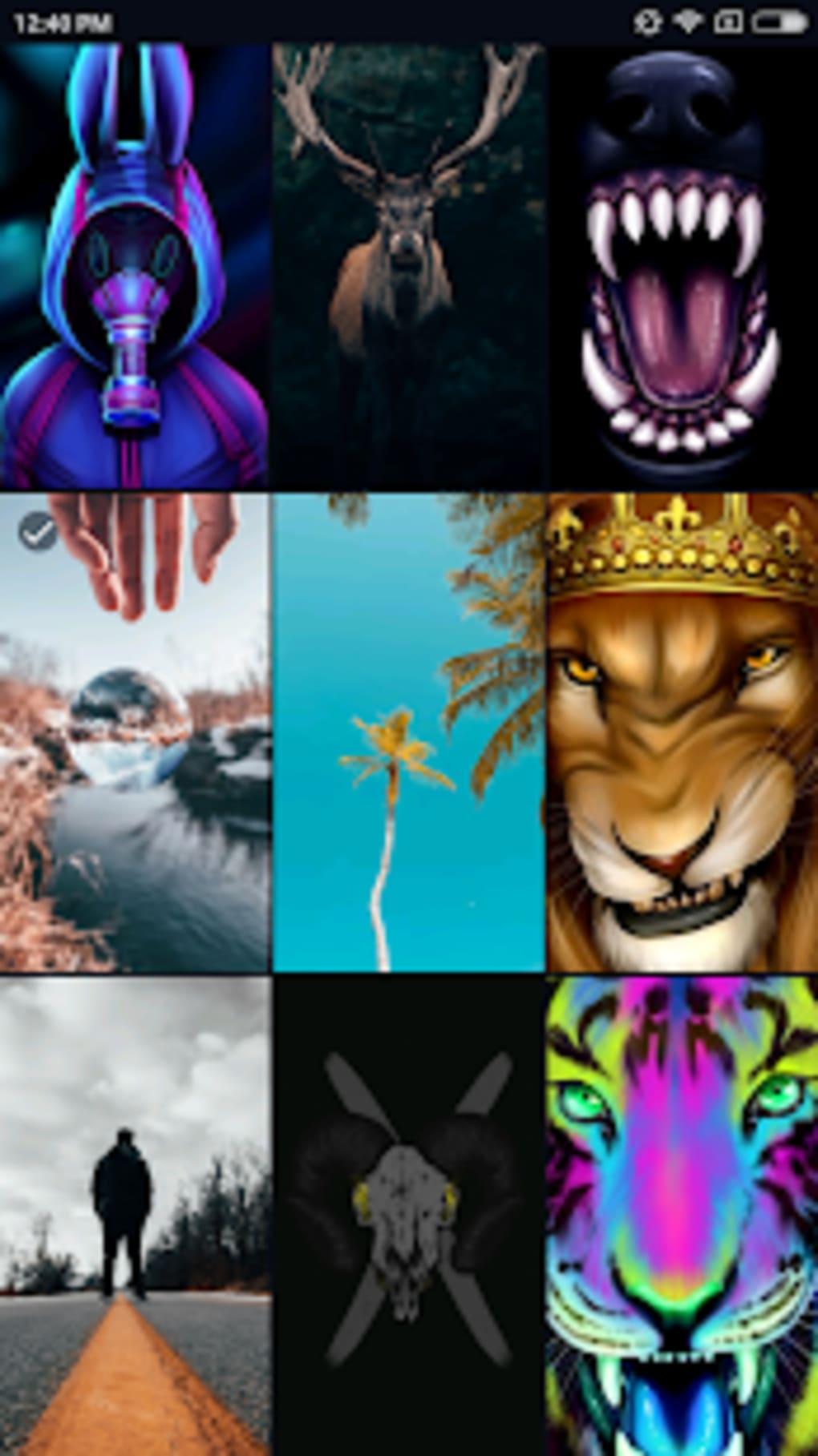 live wallpapers 3d parallax full hd 4k screenshot