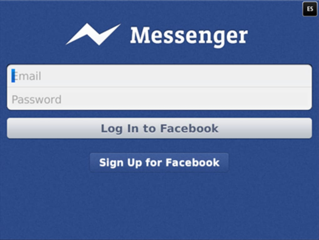 Facebook messenger to only require name and number to use service.
