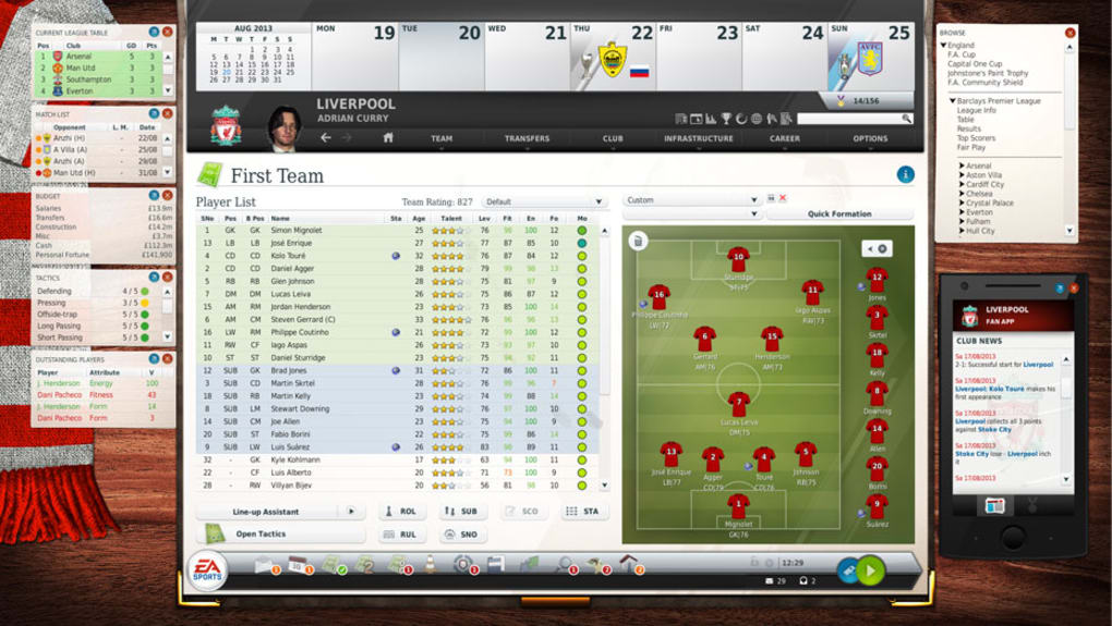 Fifa manager 14 — download.